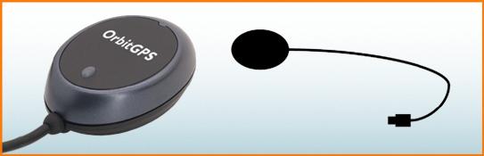 G1050 USB A GPS Receiever